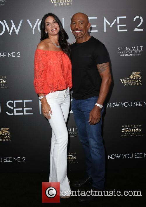 Tara Williams and Montell Williams 1