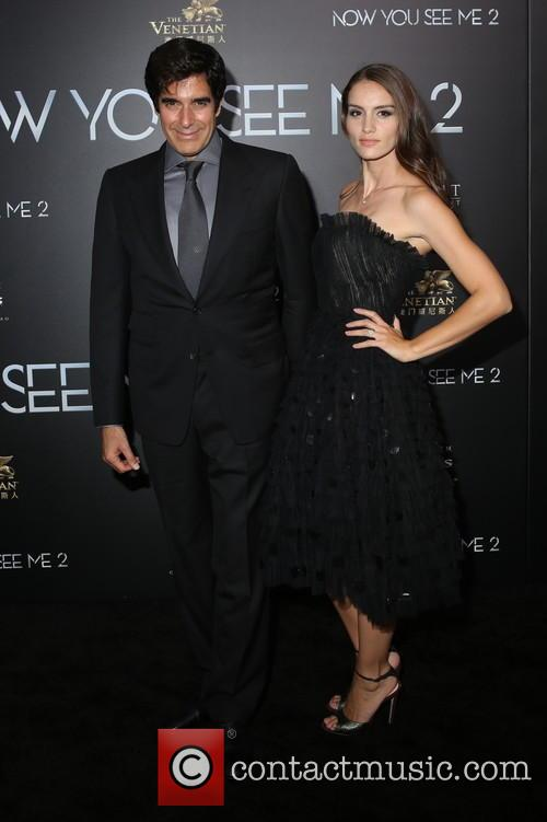 David Copperfield and Chloe Gosselin 3