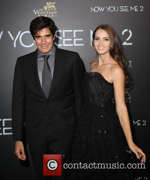 David Copperfield and Chloe Gosselin 4