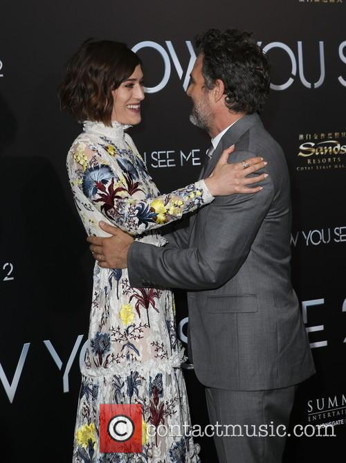 Lizzy Caplan and Mark Ruffalo 11