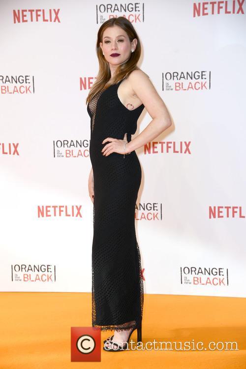 European premiere of 'Orange is the New Black'...