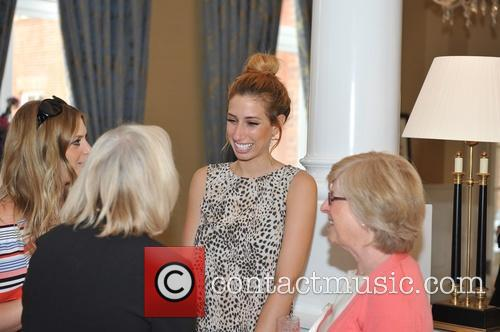 Stacey Solomon and Anna Williamson 2