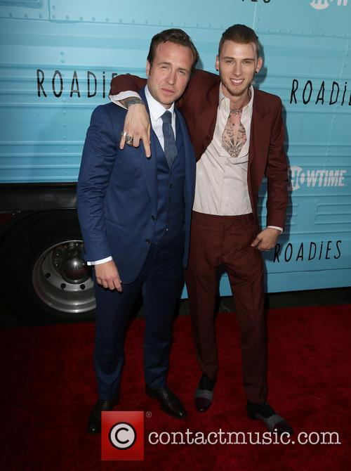 Rafe Spall and Machine Gun Kelly 3