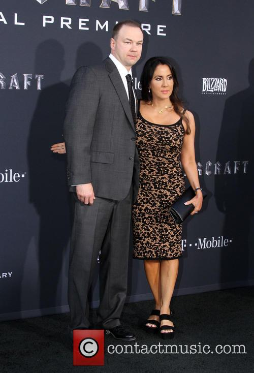 Thomas Tull and Wife Alba Tull 1