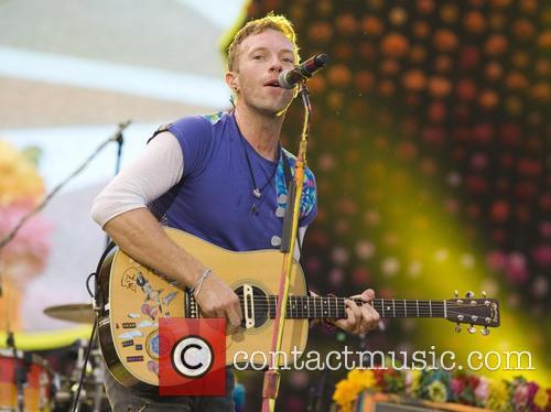 Chris Martin 5