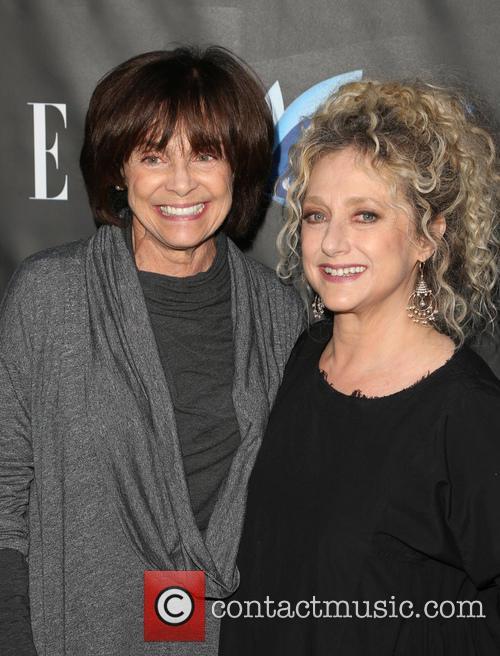 Valerie Harper and Carol Kane 1