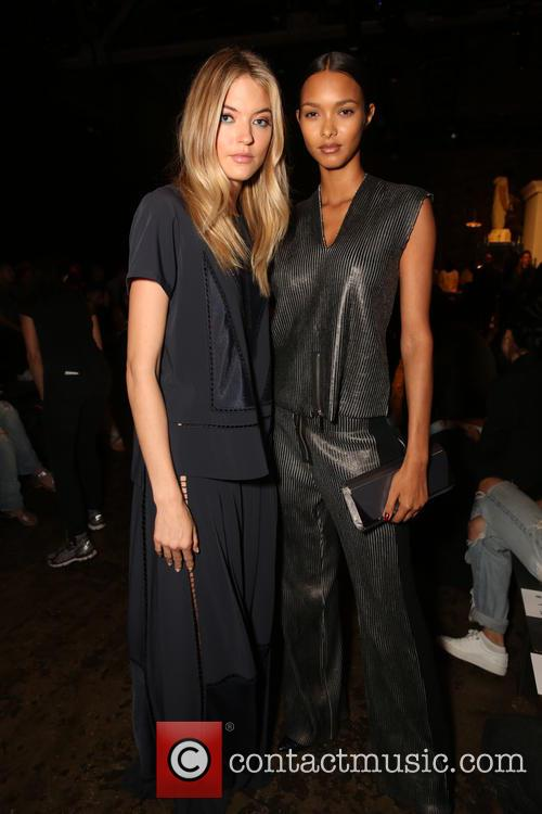 Martha Hunt and Lais Ribeiro 3