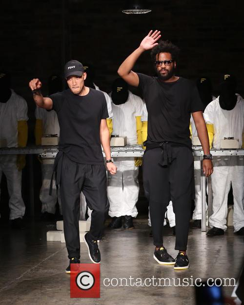 Public School's Women's and Men's Spring 2017 Collection...