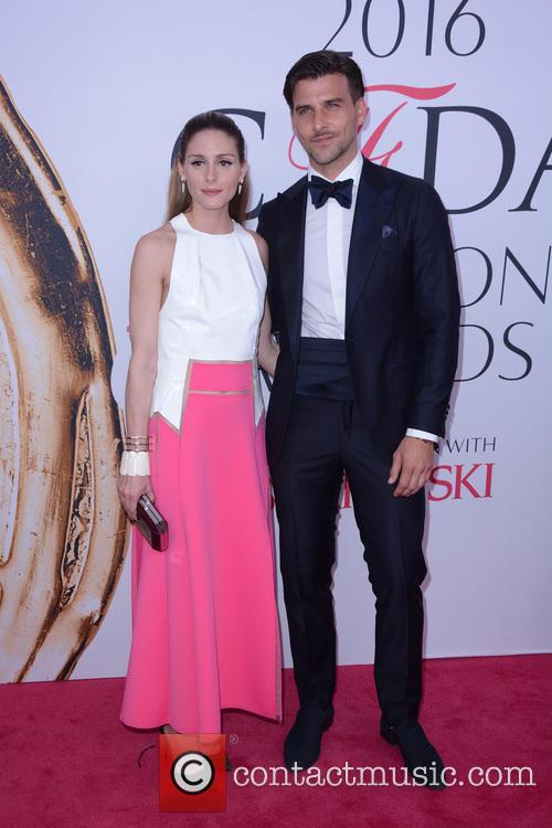Olivia Palermo and Johannes Huebl 2