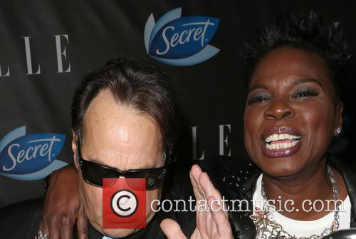 Dan Aykroyd and Leslie Jones 8