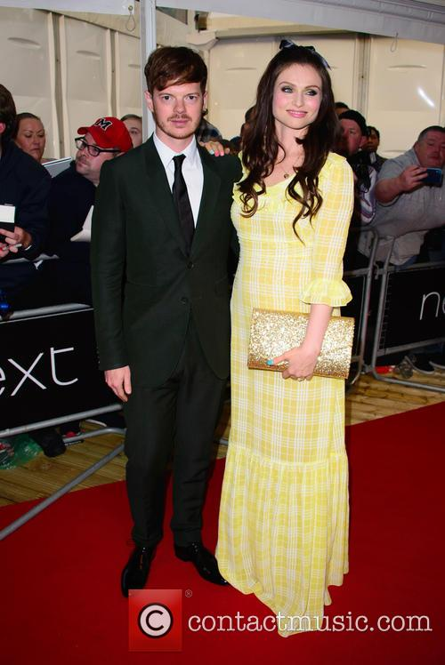 Richard Jones and Sophie Ellis Bextor 1