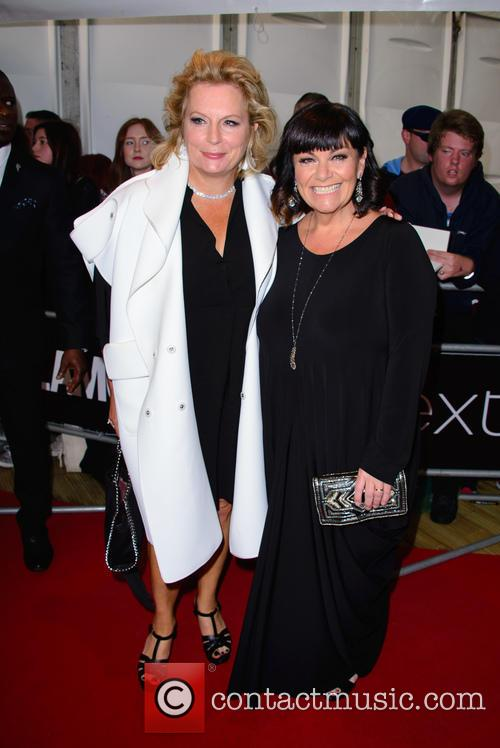 Jennifer Saunders and Dawn French 4