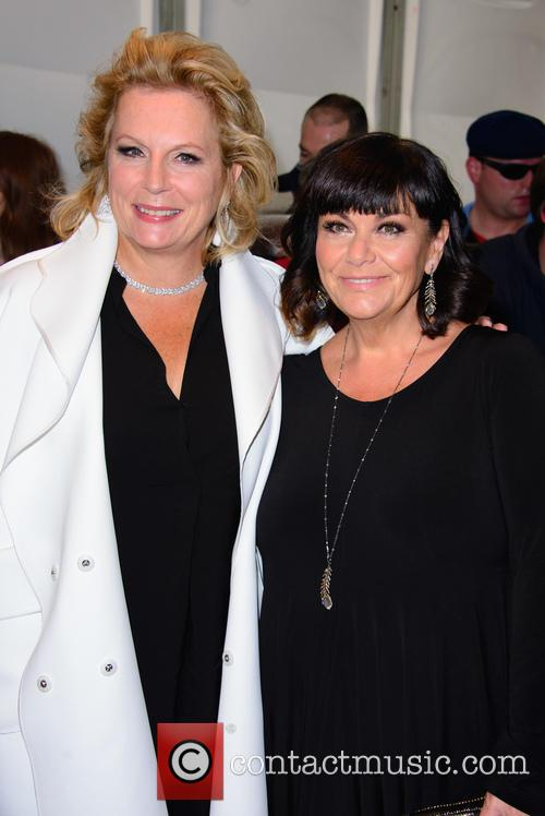 Jennifer Saunders and Dawn French 6