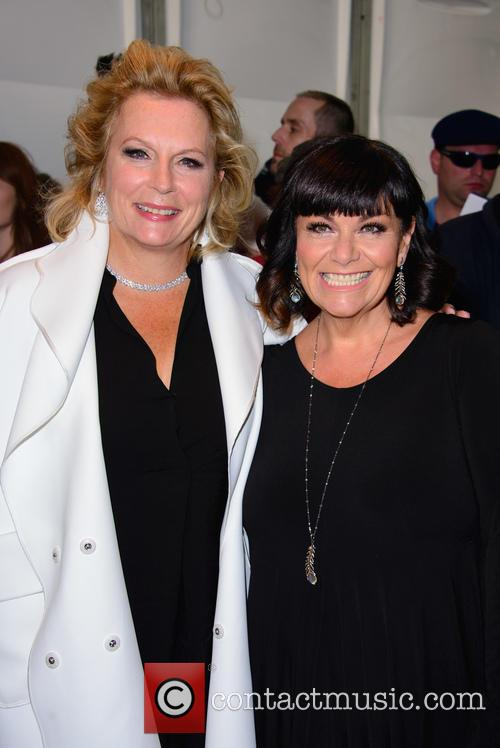 Jennifer Saunders and Dawn French 7