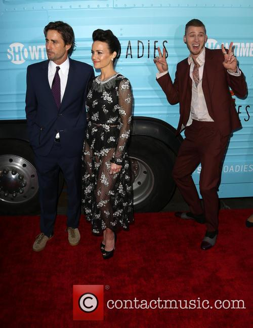 Luke Wilson, Carla Gugino and Machine Gun Kelly 4