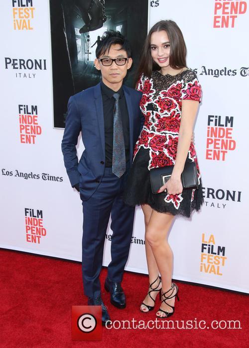 James Wan and Ingrid Bisu 4