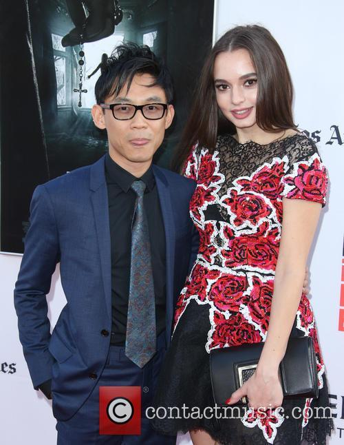 James Wan and Ingrid Bisu 5