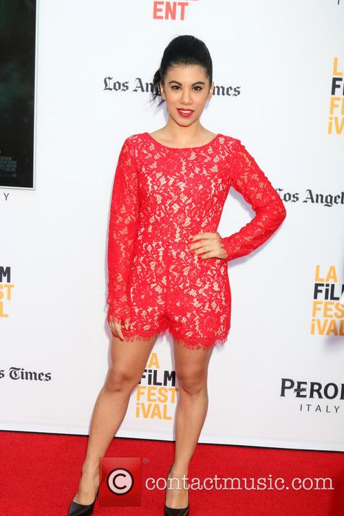 2016 Los Angeles Film Festival 'The Conjuring 2'...