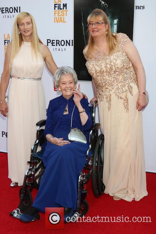 Lorraine, Janet Winter and Margaret Nadeen 1