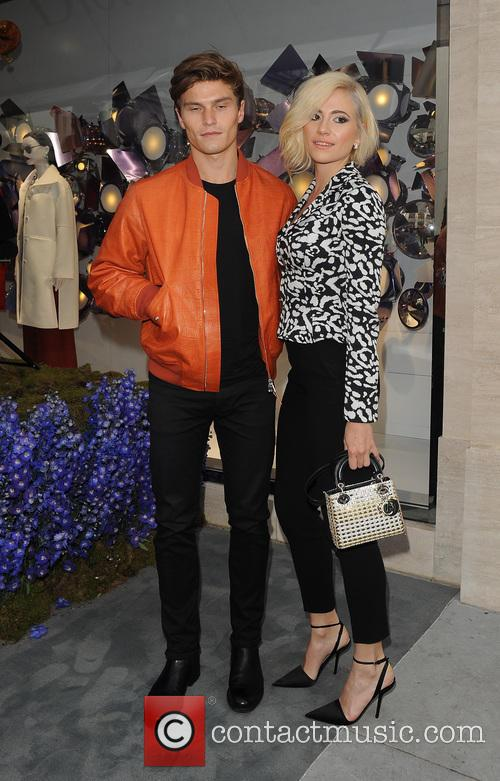 Pixie Lott and Oliver Cheshire 5