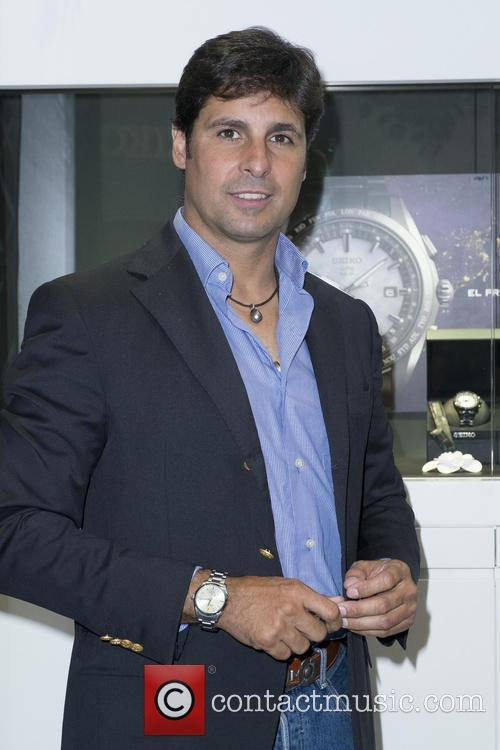 Francisco Rivera Ordonez attends the presentation of the...