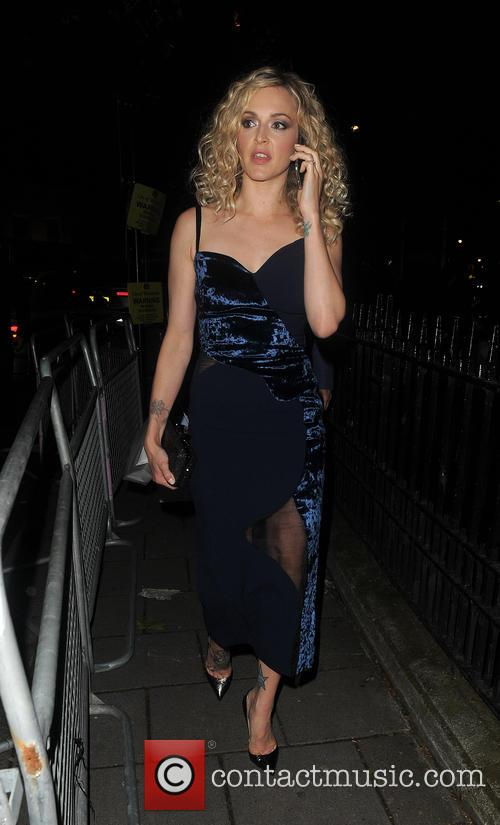 Glamour Women Of The Year Awards - Depatures
