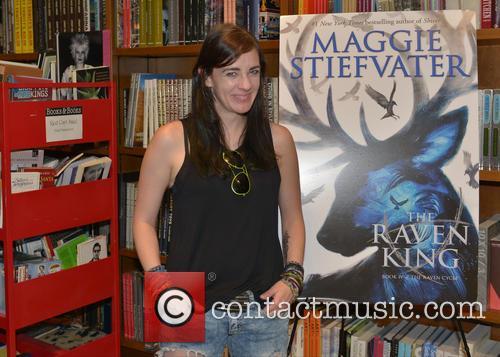 Maggie Stiefvater 4