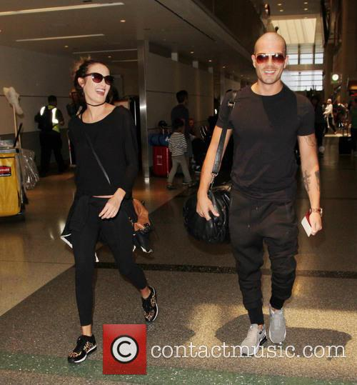Max George and Carrie Baker 4