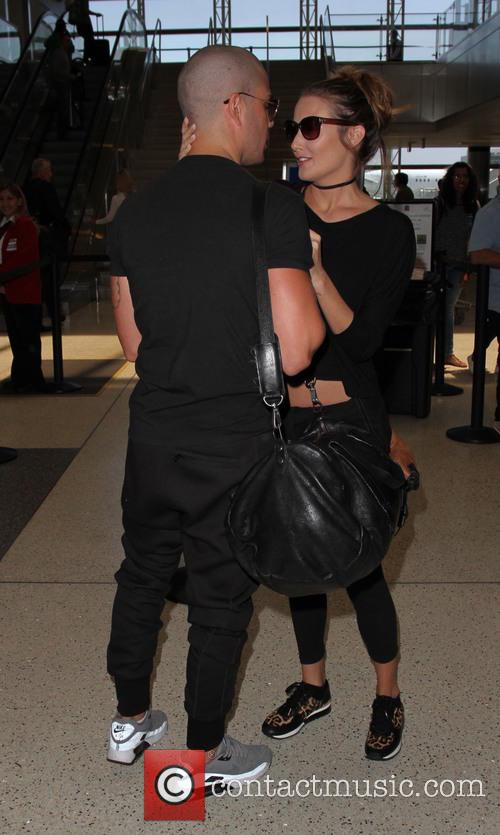 Max George and Carrie Baker 9