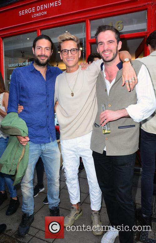 Oliver Proudlock and Guests 2