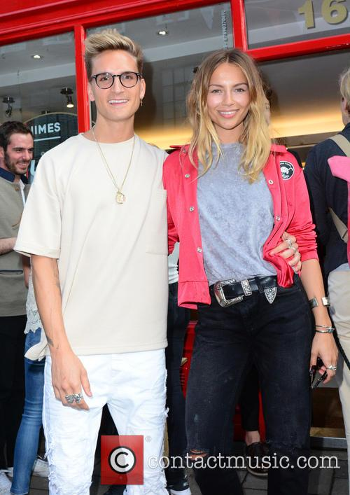 Oliver Proudlock and Emma Lou Connolly 4