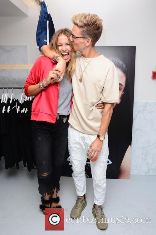 Emma Lou Connolly and Oliver Proudlock 2