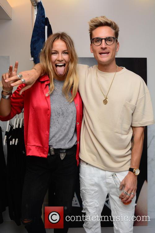 Emma Lou Connolly and Oliver Proudlock 5