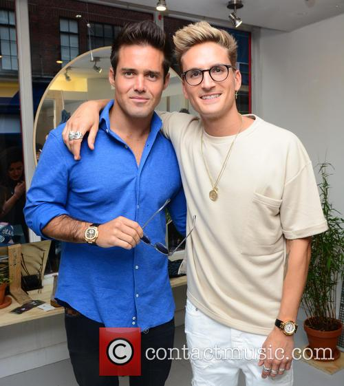 Spencer Matthews and Oliver Proudlock 2