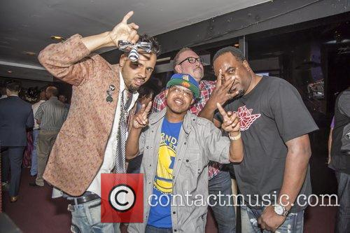 Young Hump, Money B and Kevin Blatt 2