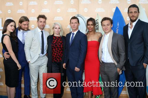 Jake Weary, Actress Molly Gordon, Actor Finn Cole, Actor Ben Robson, Scott Speedman, Ellen Barkin, Shawn Hatosy, Daniella Alonso and Animal Kingdom 3