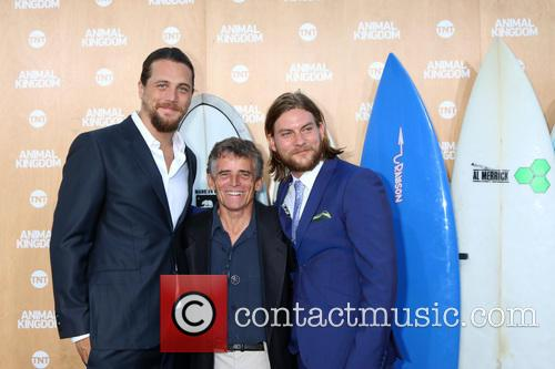 Ben Robson, Charles Croughwell and Jake Weary 1