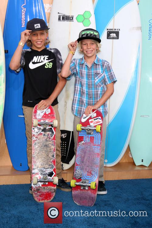 Keegan Palmer and Brother 2