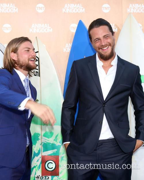 Jake Weary and Ben Robson