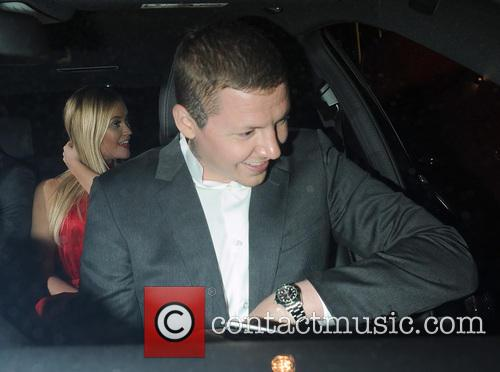 Laura Whitmore and Professor Green 1