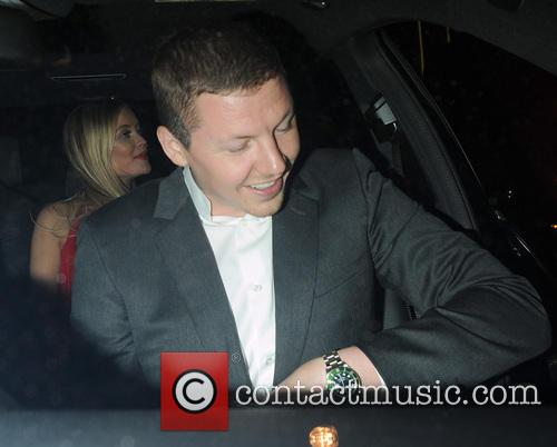 Laura Whitmore and Professor Green 3