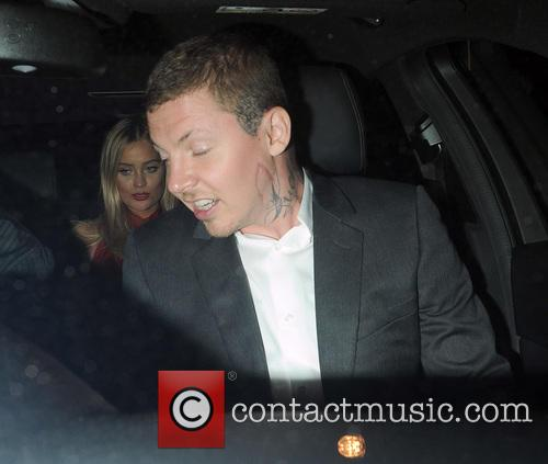 Laura Whitmore and Professor Green 4
