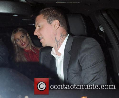 Laura Whitmore and Professor Green 6