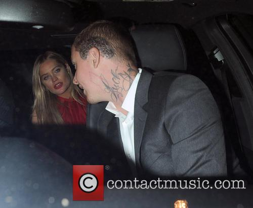 Laura Whitmore and Professor Green 7