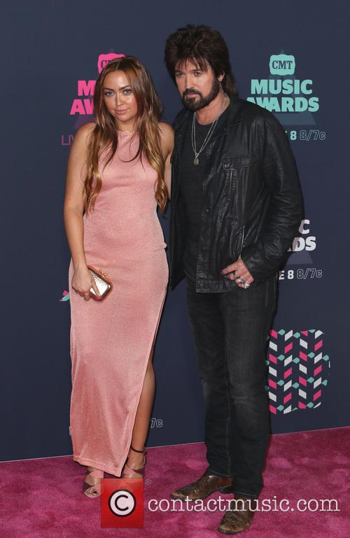 Brandi Cyrus and Billy Ray Cyrus 2