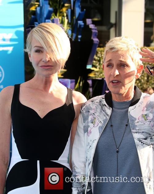 Portia De Rossi and Ellen Degeneres 10