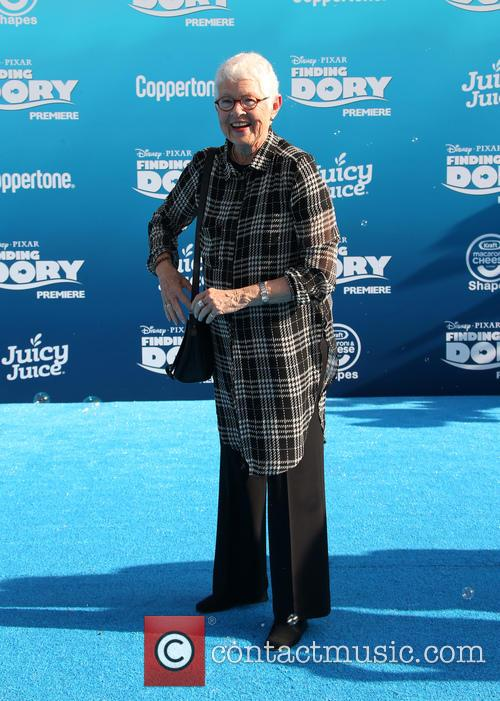 Pixar and Betty Degeneres 6
