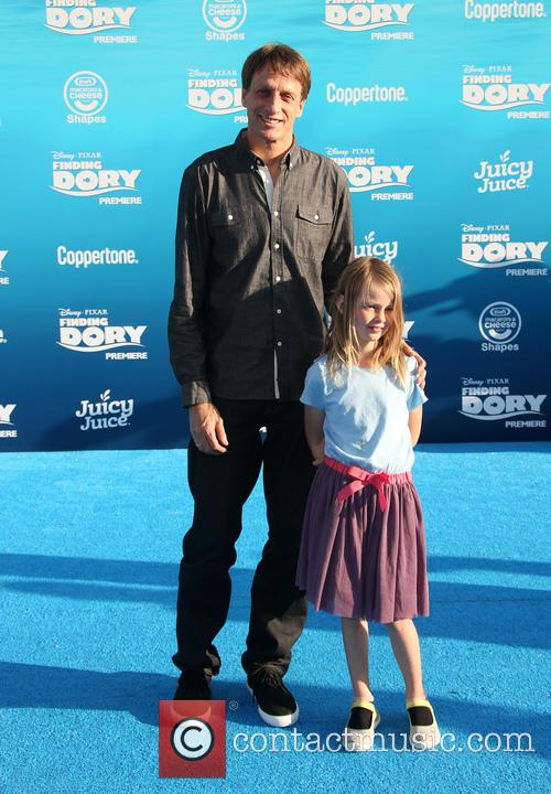 Tony Hawk and Kadence Clover Hawk 2