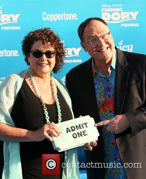 John Lasseter and Nancy Lasseter 2