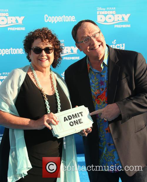 John Lasseter and Nancy Lasseter 3